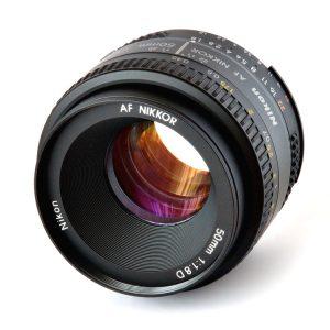 Lente 50mm nikon D 1 (4)
